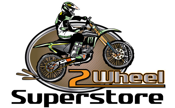 2 Wheel Superstore Logo