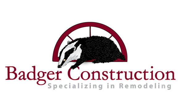 Badger Construction Logo