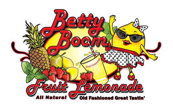Betty Boom Logo