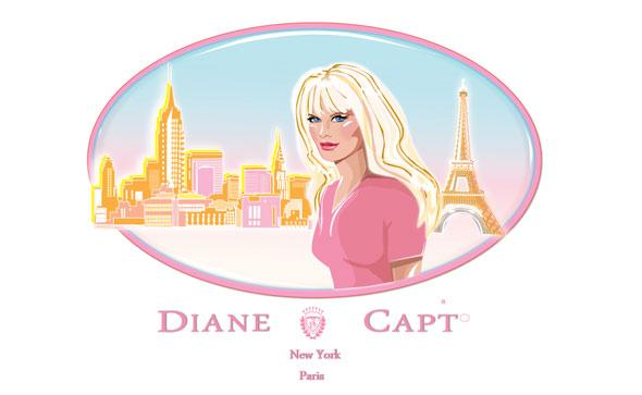 Diane Capt Logo