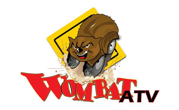 Wombat ATV Logo