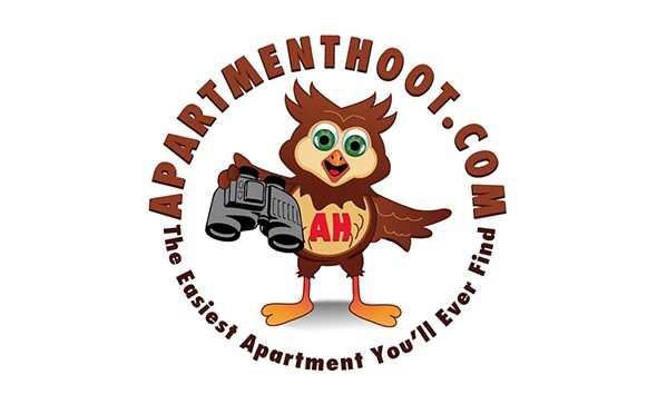 Apartment Hoot Illustration