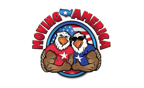 Moving America Illustration